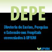 Diretoria de Ensino, Pesquisa e Extensão  nos Hospitais conveniados à UFVJM
